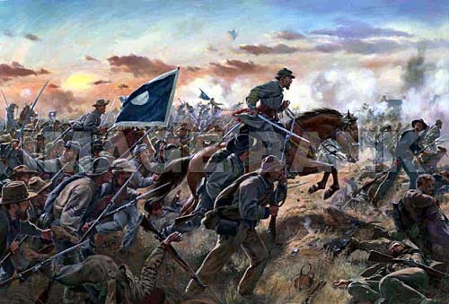 Partrick_R_Cleburne_at_the_Battle_of_Franklin