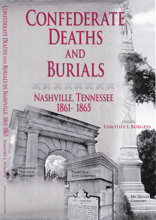 Burgess book cover