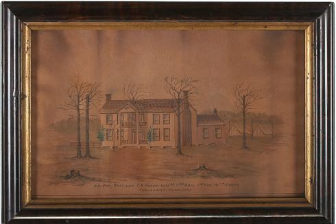 Civil War Plantations