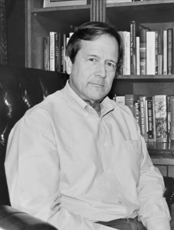 Author Sam Hood