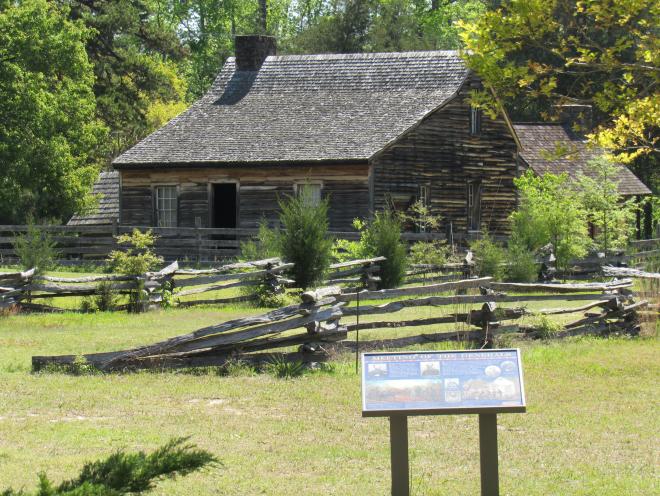 The Bennett surrender place